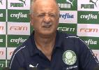 Felipão tem cólica intestinal e sai às pressas de entrevista do Palmeiras - FOX Sports/Reprodução