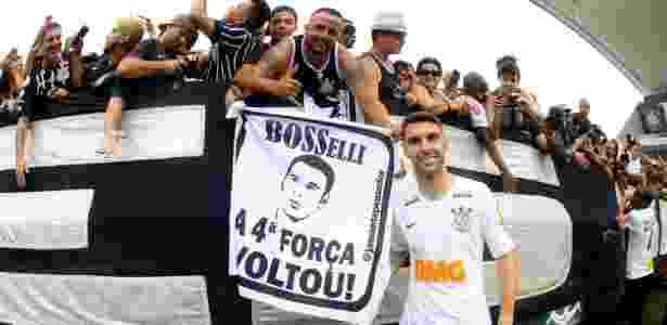 Polêmica volta à tona dois anos após marcar ano vencedor no Corinthians  - Rodrigo Coca/ Ag. Corinthians
