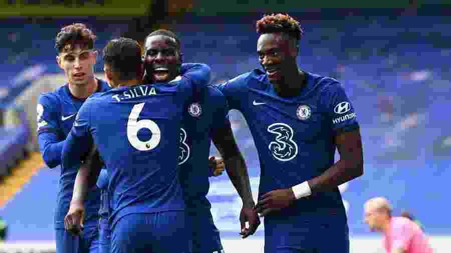 Dez clubes europeus gastaram quase R$ 8 bilhões com reforços em 2020; Chelsea lidera o ranking - Darren Walsh/Chelsea FC via Getty Images