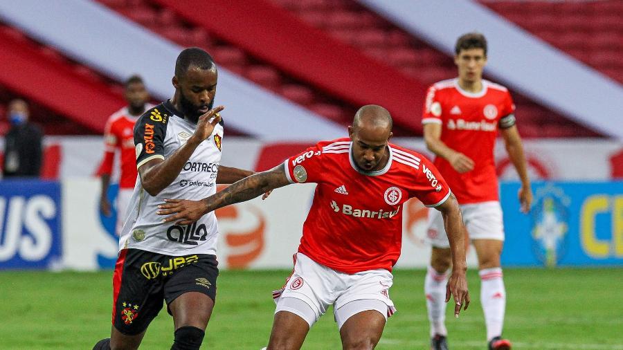 Inter e Sport jogam nesta segunda-feira, na Ilha do Retiro - Fernando Alves/AGIF