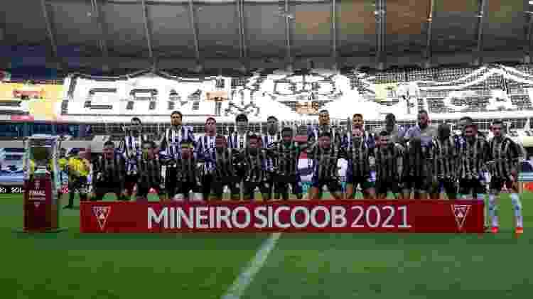 Atlético - Fernando Moreno/AGIF - Fernando Moreno/AGIF