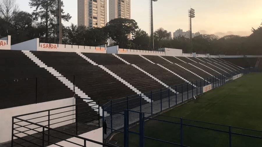 Parque São Jorge, a Fazendinha, que fica na sede do Corinthians  - Rodrigo Coca / Agência Corinthians