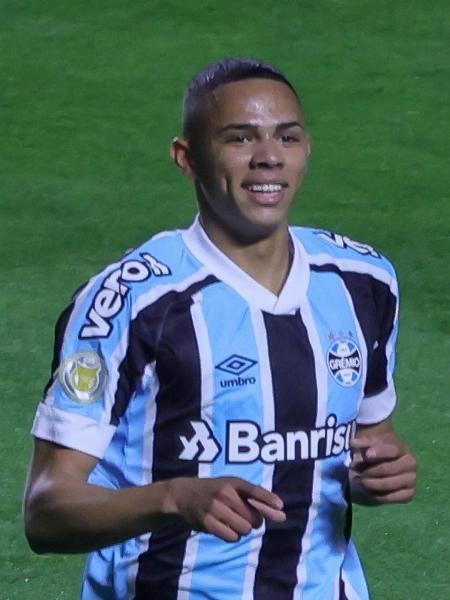 Vanderson tem multa rescisória de 100 milhões de euros no Grêmio - Marcello Zambrana/AGIF