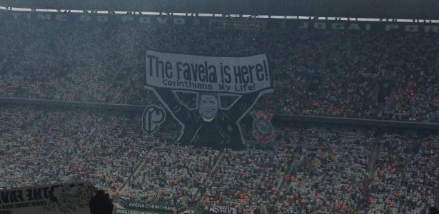 Itaquera receberá o quatro clássico entre Corinthians e Palmeiras