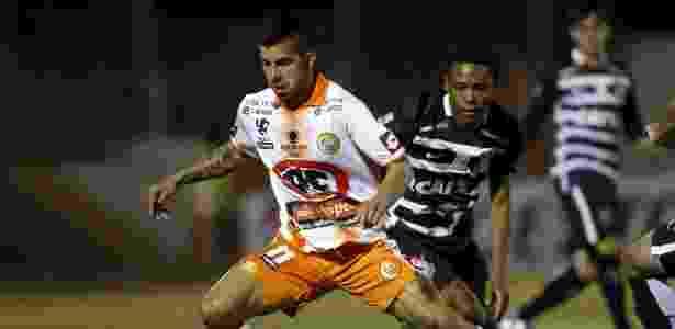 Elias atuou na última quarta-feira após duas semanas de afastamento - REUTERS/Jaime Maldonado