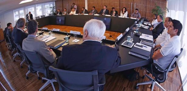 Sete integrantes do Comitê de Reformas receberão salários de 3 a 5 mil reais