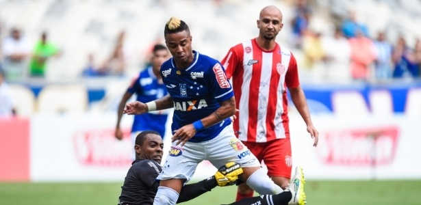 Rafael Silva marcou o segundo gol do Cruzeiro no jogo - Juliana Flister/Light Press/Cruzeiro