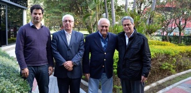 Jacobson é diretor do São Paulo
