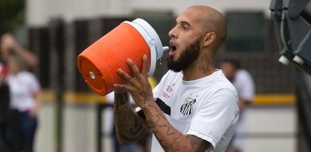 Atacante estava emprestado ao Santos até 31 de dezembro e voltará ao Flamengo