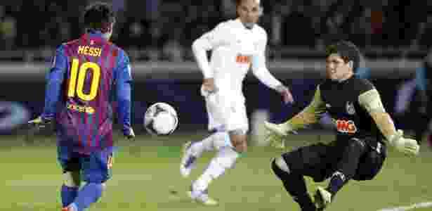 Barça x Santos faz 5 anos  Shakira 9d969635fbf42
