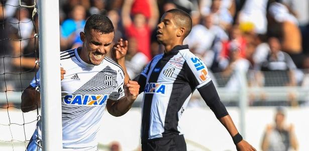 Pottker marcou nove gols no Campeonato Paulista