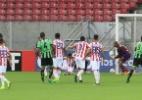 Náutico e América-MG empatam sem gols diante de Arena Pernambuco vazia - Guga Matos/JC Imagem