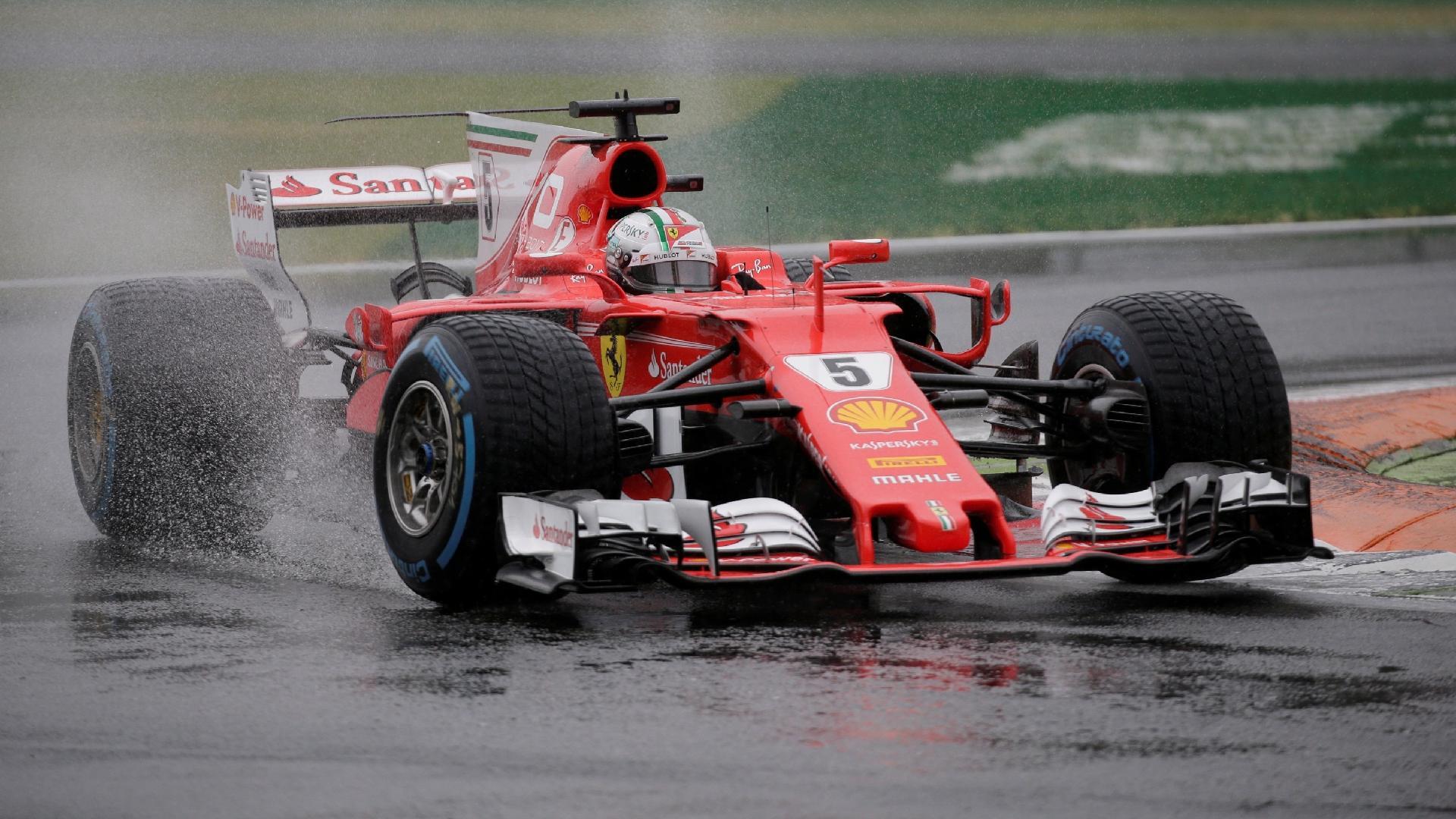 c4879443f53 Ferrari ficará sem o patrocínio do Santander para 2018