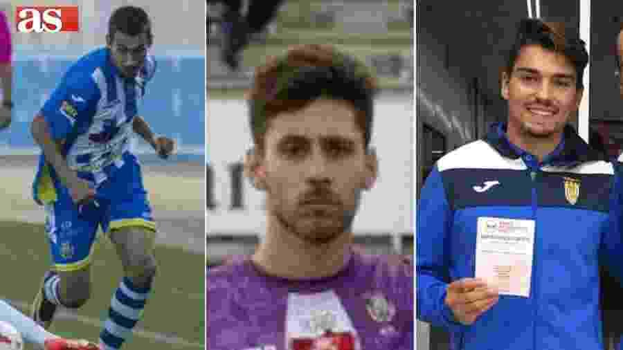 Jogadores de time da terceira divisão da Espanha são acusados de estupro - reprodução/As