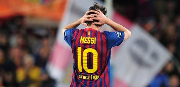 """Messi jamais anotou um gol sobre o Chelsea; ingleses são """"pedra no sapato"""" do Barça - Shaun Botterill/Getty Images"""