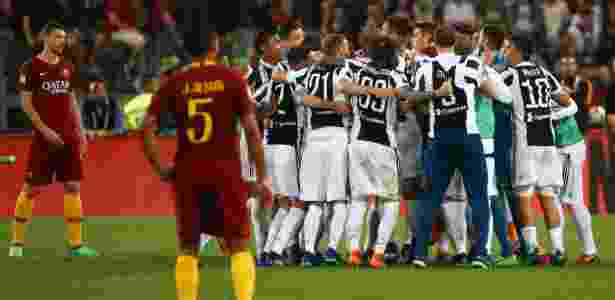 Juventus empata com a Roma e define conquista do hepta na Itália ... 15879c33aa4b7