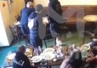 Jogadores russos são investigados por agressão a funcionário público - Reprodução
