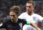 O que mudou nas seleções de Croácia e Inglaterra desde a semifinal da Copa - Ryan Pierse/Getty Images