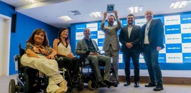 Allianz Parque recebeu o selo de acessibilidade arquitetônica nesta terça-feira - Divulgação