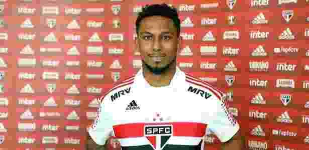 Atacante pediu rescisão do contrato com o Shanghai Shenxim e só agora obteve sucesso - Rubens Chiri/São Paulo FC