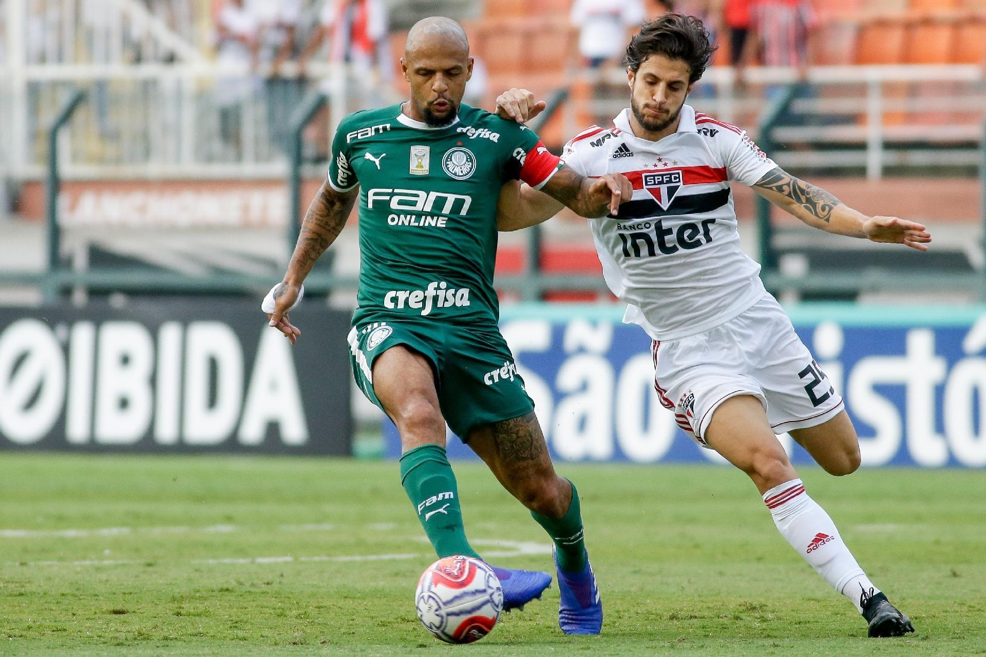 5a5146b96e Palmeiras x São Paulo: Quem gastou mais nos últimos anos?