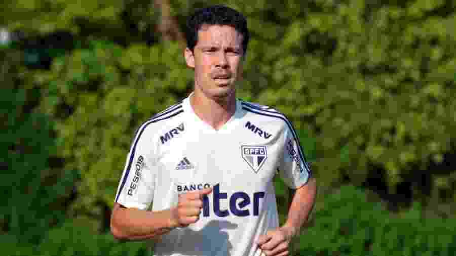 Hernanes, meia do São Paulo - Érico Leonan/saopaulofc.net