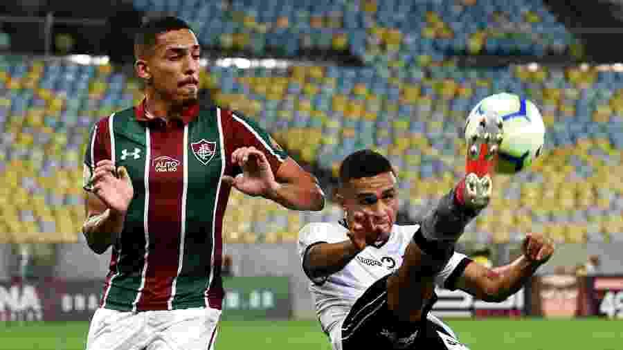 Fluminense tem retrospecto ruim em clássicos em 2019 - MAILSON SANTANA/FLUMINENSE FC