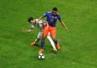 Titular da Colômbia sofre lesão contra Argentina e deve perder Copa América - Joédson Alves/EFE