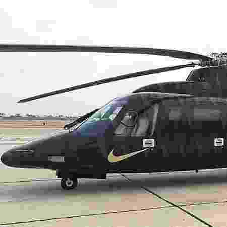Helicóptero Sikorsky S-76B transportava nove pessoas - Divulgação