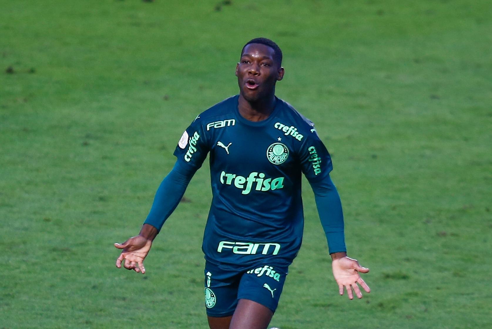 Jovens incomodam veteranos no Palmeiras