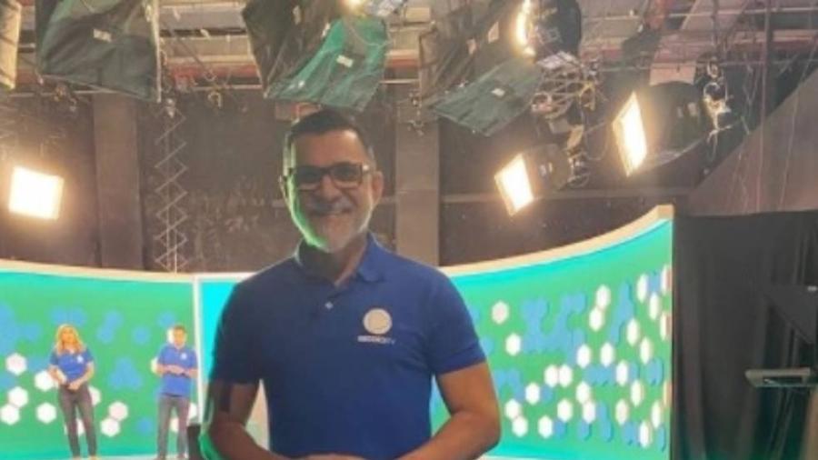 Ricardo Rocha estava atuando em projetos pessoais e participava de transmissões esportivas como comentarista - Arquivo Pessoal