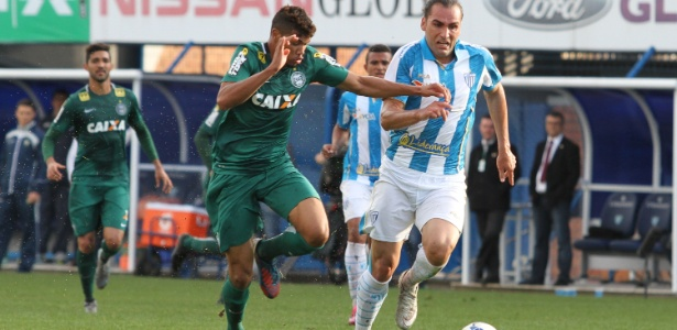 Léo Gamalho marcou cinco gols no Brasileirão 2015 e jogará a Libertadores de 2016