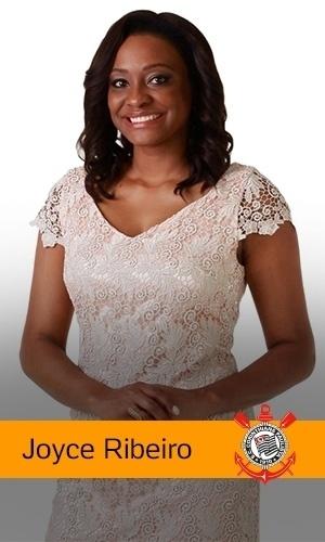 Joyce Ribeiro (SBT): Corinthians