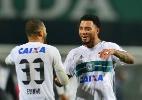Coritiba confirma acordo com Corinthians por Kazim, que marca ida a SP - Jason Silva/AGIF