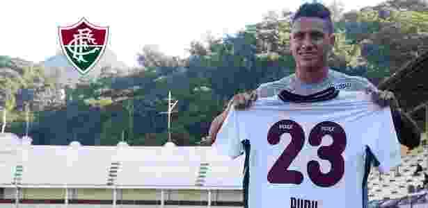Dudu Fluminense - Divulgação/Fluminense - Divulgação/Fluminense