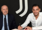 Reprodução/Twitter Juventus