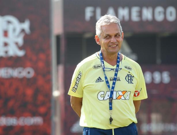 O técnico Reinaldo Rueda está confiante no Flamengo para a final da Sul-Americana