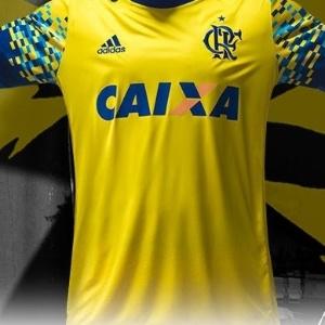 d515dc1ead Qual o terceiro uniforme mais feio do futebol brasileiro  - Enquetes ...