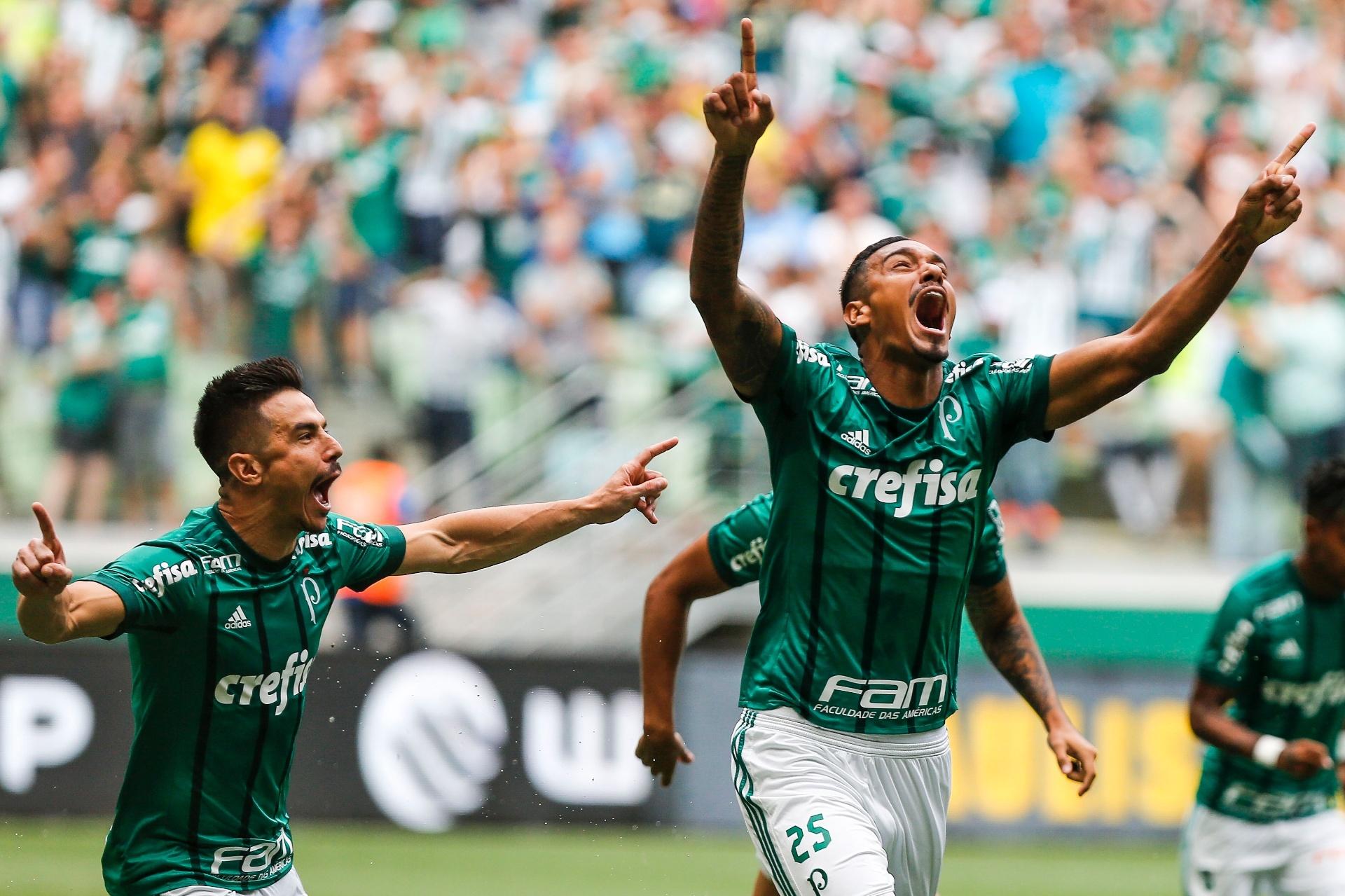 Assista aos gols deste domingo nos Estaduais do Rio e de SP - 04 02 2018 -  UOL Esporte b799101a4de26