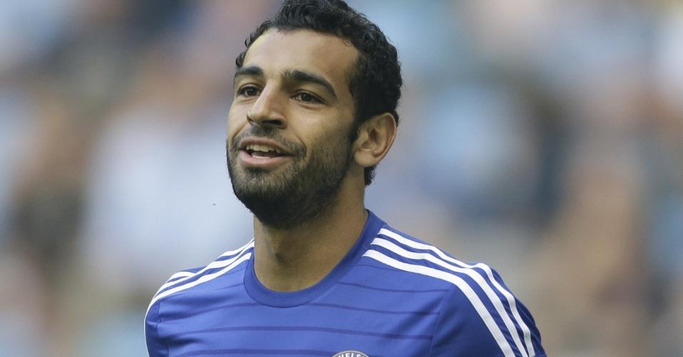 Salah passou pelo Chelsea em duas temporadas, jogou com José Mourinho, mas não conseguiu brilhar