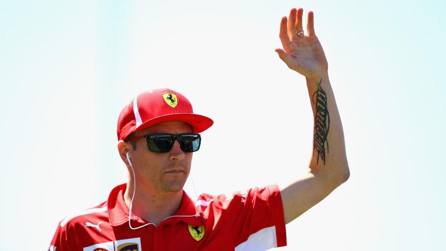 Kimi Raikkonen - Mark Thompson/Getty Images