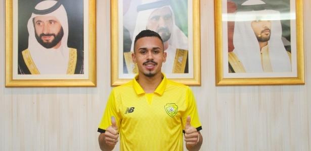 Lima, ex-Grêmio, é anunciado pelo Al-Wasl, do Emirados Árabes Unidos