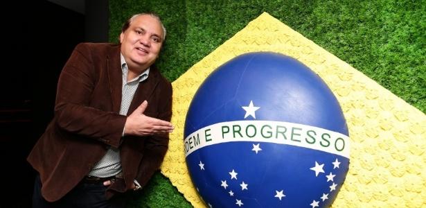 Ex-lateral já exerceu a função entre 2003 e 2007 - Lucas Figueiredo/CBF