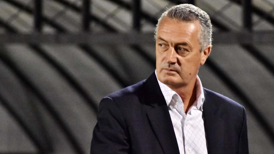 Gustavo Alfaro será apresentado como novo técnico Boca juniors - Eduardo Carmim/Photo Press