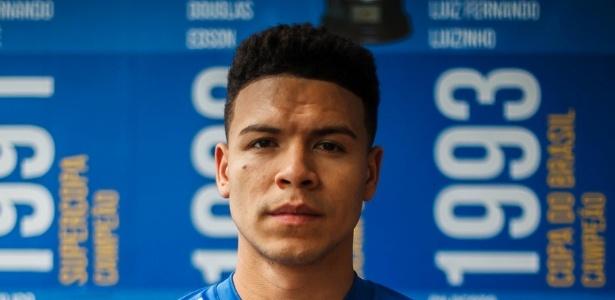 Meia chegou para reforçar o setor ofensivo do Cruzeiro e quer conquistar mais títulos - Vinnicius Silva/Cruzeiro