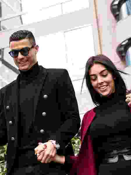 Cristiano Ronaldo e Georgina Rodriguez - Jesus Hellin/SOPA Images/LightRocket via Getty Images