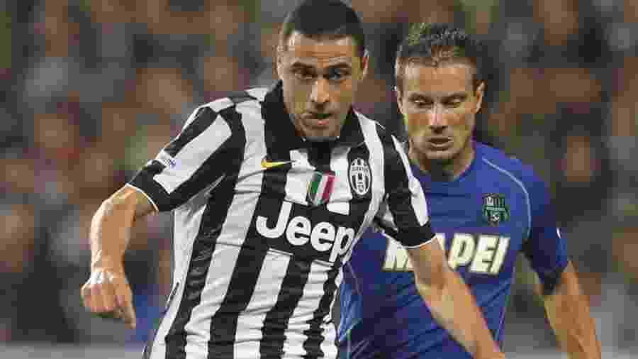 Rômulo foi campeão italiano pela Juventus e quase disputou a Copa do Mundo-2014 - Getty Images