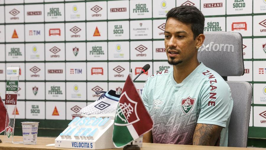 Lucca pediu atenção ao Fluminense em confrontos contra times no Z4 do Brasileirão - Lucas Merçon/Fluminense FC