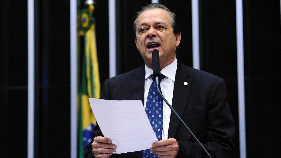 Ex-deputado federal, Jovair Arantes hoje é presidente do Conselho Deliberativo do Atlético-GO - Lucio Bernardo Jr./Câmara dos Deputados