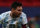 Argentina x Paraguai: saiba onde assistir ao jogo da Copa América 2021 - Alexandre Schneider/Getty Images